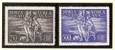 Vatican  SG.137-138  'Raphael & Tobias' set 2 values Cat. £1000  U/M (MNH)