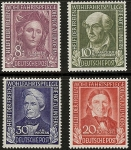 1949 West Germany SG.1039/42