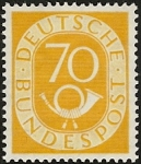1952 West Germany SG.1058