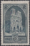 France 1930 Reims Cathedral SG.472  Type I m/m
