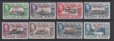 Falkland Island Dependecies South Orkneys  1944/5 set of 8 values SG C1/8 u/m (MNH)