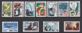 1966 Australian Antarctic Territory  set of 11 values SG.8/18 u/m (MNH)