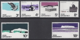 1972 Ross Dependency SG.9-14  various designs  set of 6 values U/M (MNH)