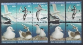 1997 Ross Dependency. SG.44-53   Antarctic Seabirds. set 10 values U/M (MNH).