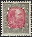1902 Iceland  SG.44  King Christian IX  4a rose & grey   u/m (MNH)