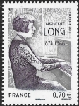 2016  France.  SG.5929  50th Death Anniversary of Marguerite Marie Charlotte Long. (pianist) U/M (MNH)