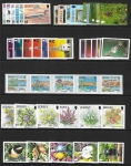 2003 Jersey. sets. Face Value £31.50 @ 50% face value ( 2 pages) U/M (MNH)