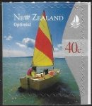 1999 New Zealand SG.2303  Yachting. self adhesive (ex booklet) U/M (MNH)