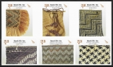 2016 New Zealand SG.3781-6 Matariki. Kete. self Adhesive pane of 6 U/M (MNH)