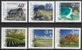 2016  New Zealand SG.3773-8  Landscapes 6th series. set  6 values  U/M (MNH)